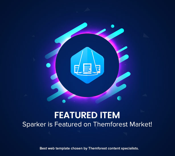 Sparker Envato Featured